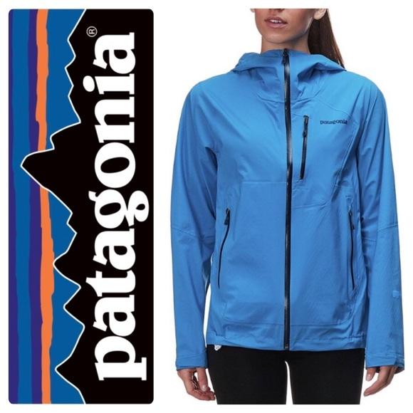 best place for latest sale distinctive style Patagonia Stretch Rainshadow Jacket Lapis Blue Boutique